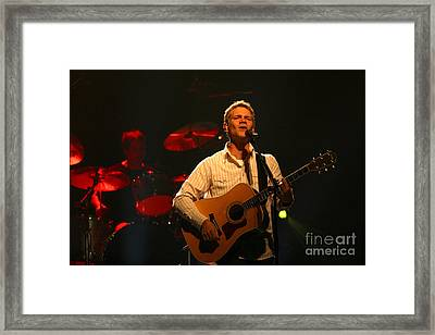 Steven Curtis Chapman 8537 Framed Print by Gary Gingrich Galleries