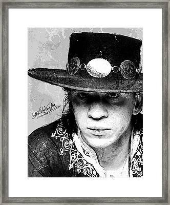Stevie Framed Print
