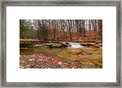 Stickney Brook 1 Framed Print by Jeremy Farnsworth
