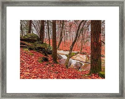 Stickney Brook 2 Framed Print by Jeremy Farnsworth