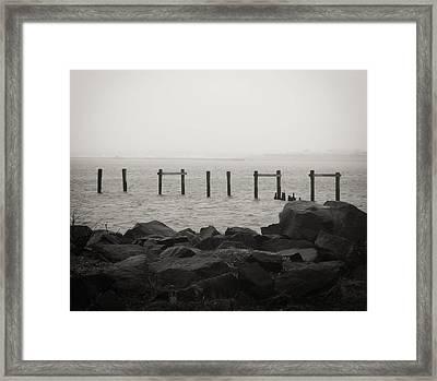 Serenity Framed Print by Richie Stewart