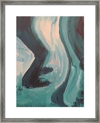 Still Dancing  Framed Print by Shea Holliman