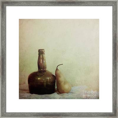 Still In Love With You Framed Print by Priska Wettstein