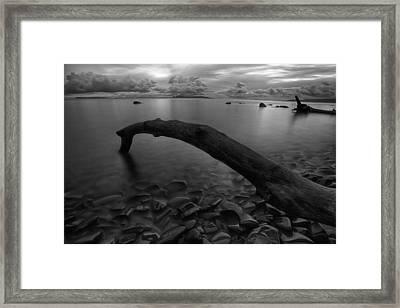Still Framed Print by Jakub Sisak