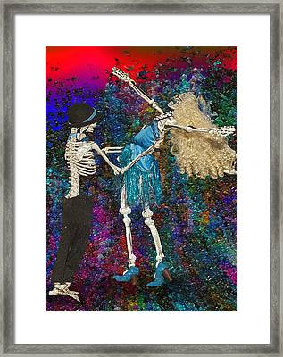 Still Kickin 2 Framed Print by Jack Zulli
