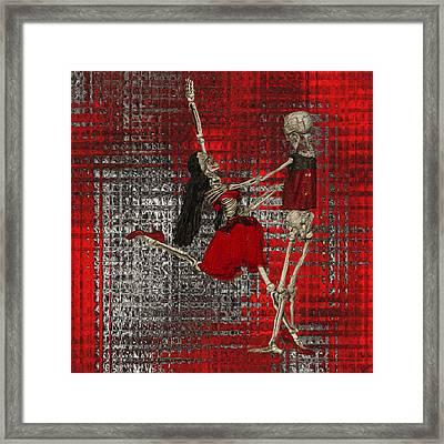 Still Kickin Framed Print by Jack Zulli