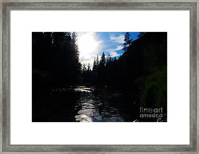 Still Framed Print by Laraine C Photography