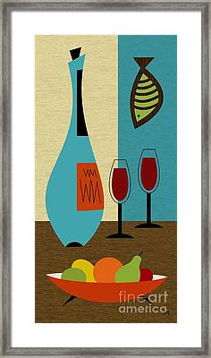 Still Life 2 Framed Print by Donna Mibus