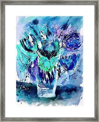 Still Life 3423 Framed Print by Pol Ledent