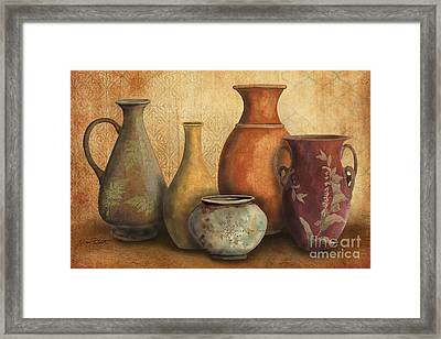 Still Life-c Framed Print by Jean Plout