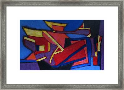 Still Life Framed Print by Diane Fine