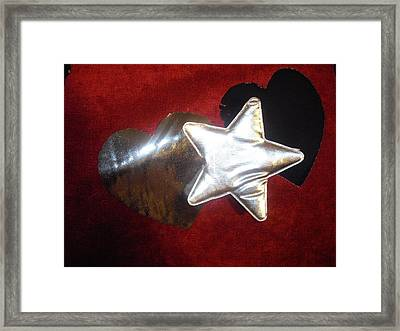 Still Life Framed Print by Robert Cunningham