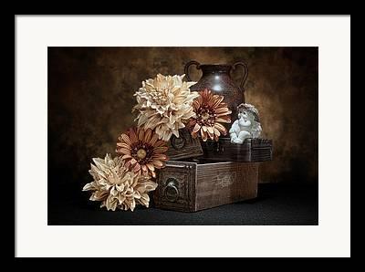 Wooden Box Framed Prints