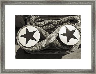 Still On Duty Framed Print by Scott Campbell