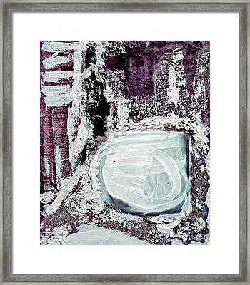 Still Standing Framed Print by Alexandra Jordankova