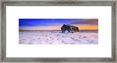 Still Standing Framed Print by Kadek Susanto