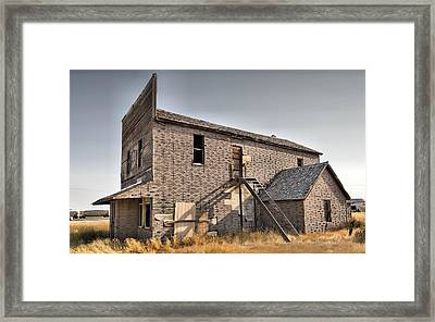 Still Standing Framed Print by Mick Flynn