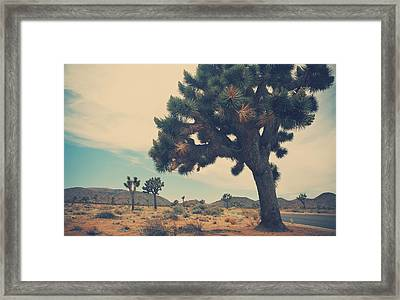Still Waiting For You Framed Print