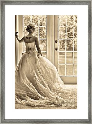 Still Waiting Framed Print by Jill Hyland