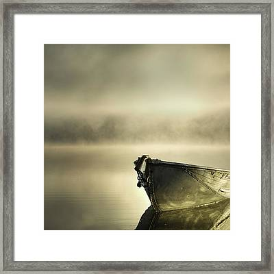 Still Water No. 2 Framed Print