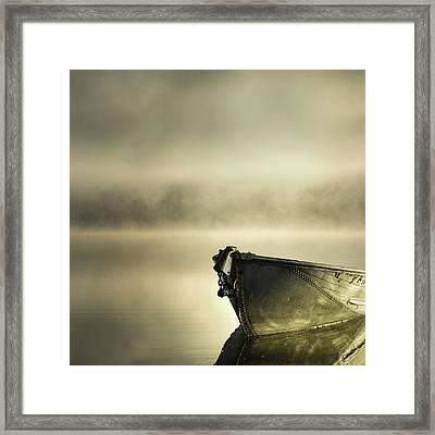 Still Water No. 2 Framed Print