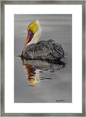 Still Waters Framed Print by Phyllis Beiser