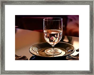 Stillglass Framed Print