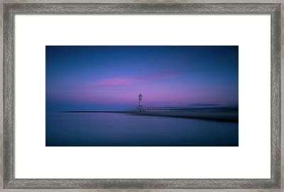 Stillness... Framed Print