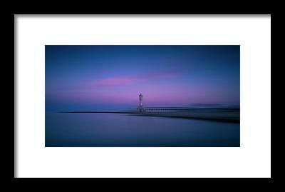 Stillness Framed Prints