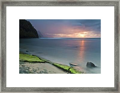 Stillness Framed Print by Jon Glaser