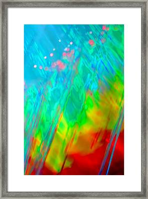 Stir It Up Framed Print by Dazzle Zazz