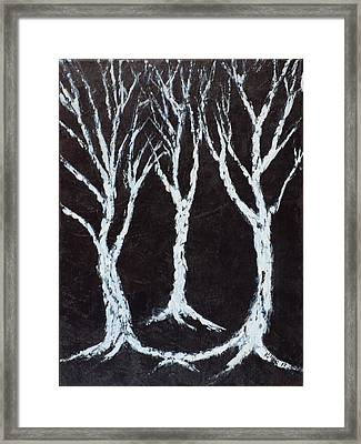 Stirrings Framed Print