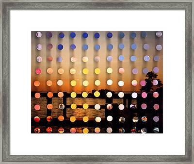 Stmichaels Sunsetsegue2 Framed Print by Irmari Nacht