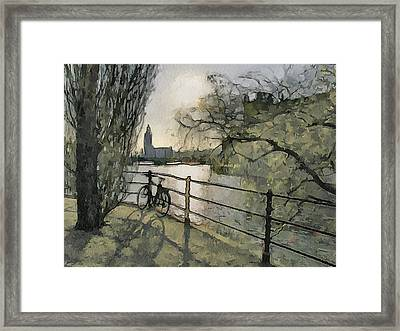 Stockholm 10 Framed Print by Yury Malkov