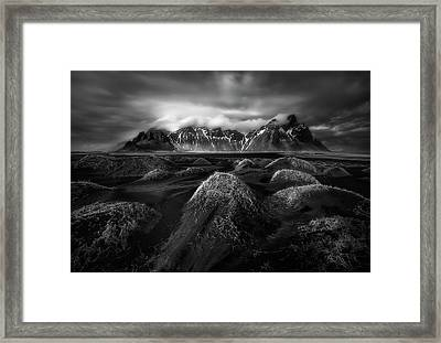 Stockness Place Framed Print
