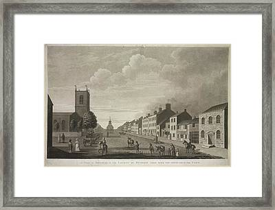 Stockton Framed Print by British Library