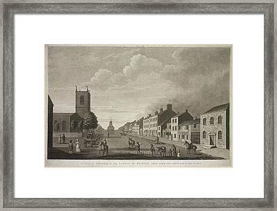Stockton Framed Print