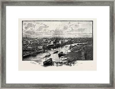 Stockton, Uk Framed Print