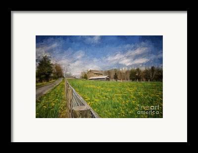 Lois Framed Prints