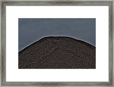 Stone Hill Framed Print