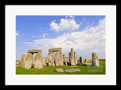 Wiltshire Framed Prints