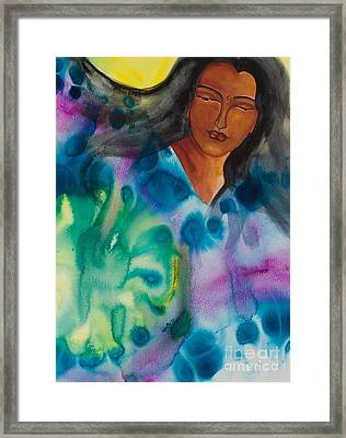 Strong Women Of The World   Inventive Framed Print