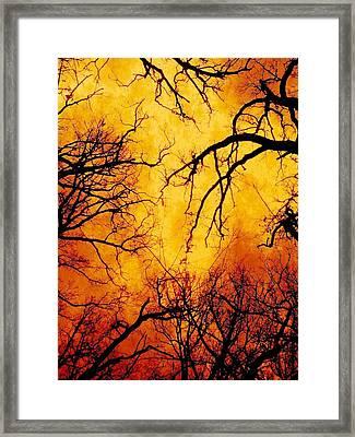 Stora Skalvan Framed Print by Jeff Iverson
