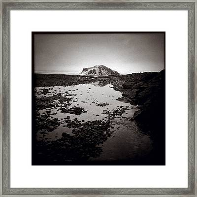 Towards Stora Dimon Framed Print by Dave Bowman