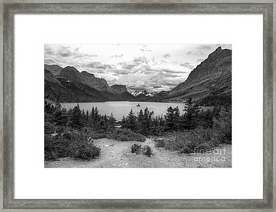 Storm Country Framed Print