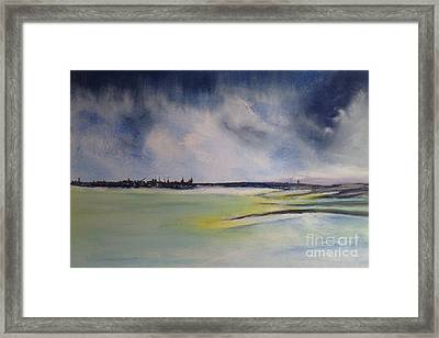 Storm Framed Print by Gianni Raineri