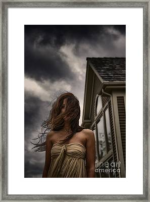 Storm Framed Print by Margie Hurwich