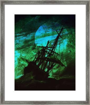 Stormrider Framed Print