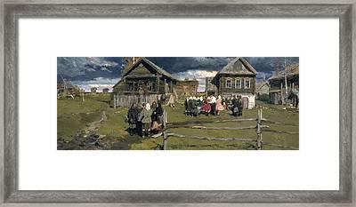 Stozharov, Vladimir 1926-1973. The Framed Print