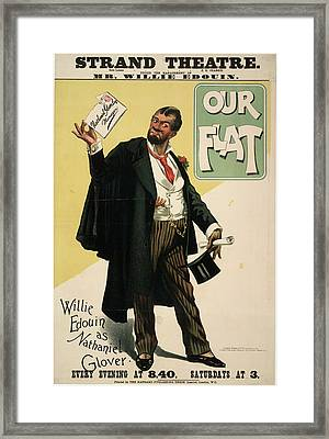 Strand Theatre Framed Print by British Library